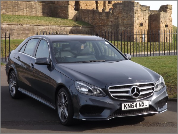 Executive Car Hire