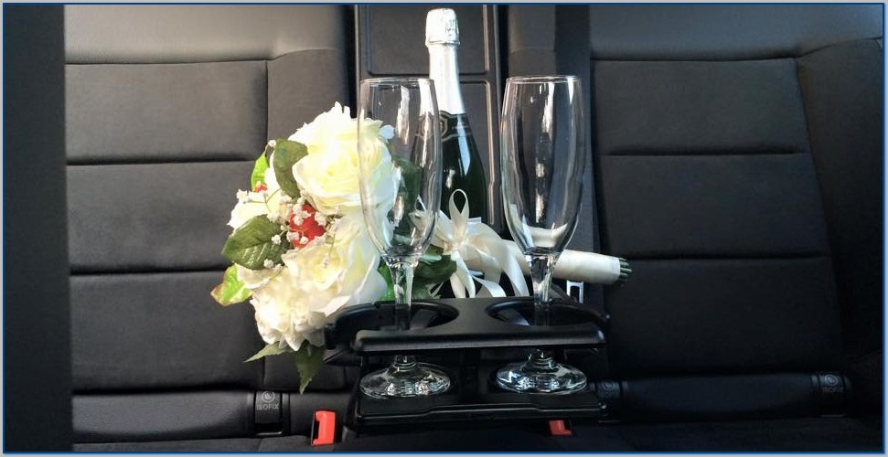 Wedding Car Hire in Newcastle, Sunderland, Durham, Carlisle and the North East from NE Executive